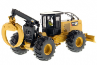 Diecast Masters CAT 555D log Skidder